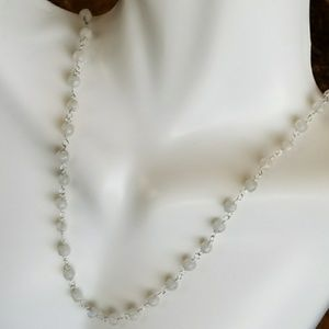 """18"""" Moonstone Necklace"""